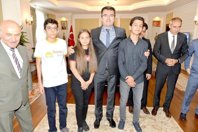 """Vali Memiş: """"Eğitimdeki sıralama Erzurum'a yakışmıyor"""""""
