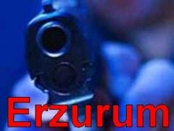 İspir'de silahla bir kişi vuruldu!