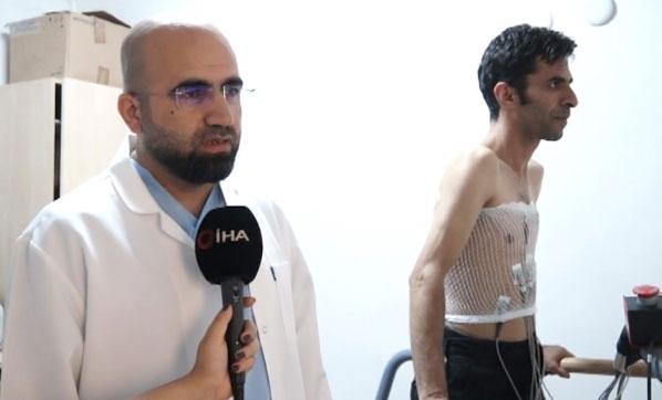 Artan sıcaklar kalp krizine neden oluyor