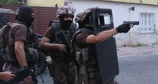 DEAŞ operasyonu: 8 gözaltı