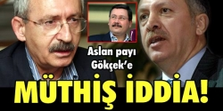 Almanlar'dan AKP de kredi almış