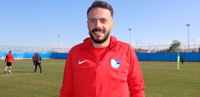 Erzurumspor'da Lokman Gör veda etti