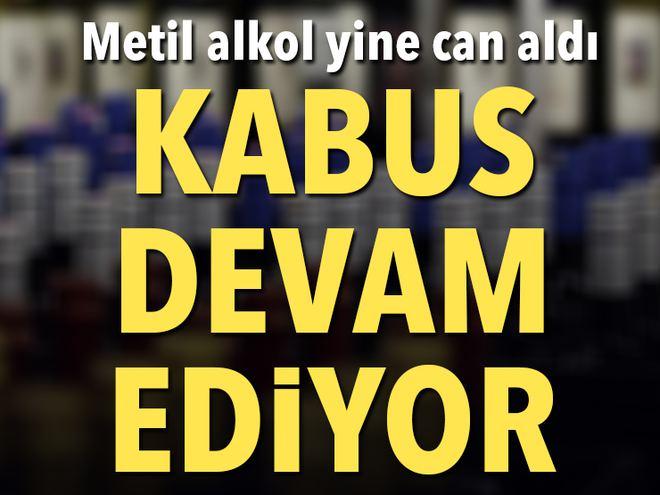 Mersin'deki 'metil alkol' ölümünün ardından soruşturma başlatıldı