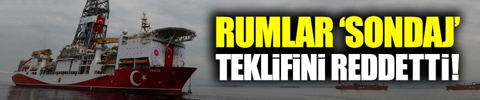 Rumlar, Türk tarafının ortak komite önerisini reddetti
