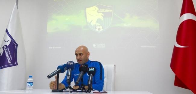 """Obertan Erzurumspor'da olmaktan çok mutlu"""""""
