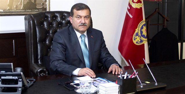 Aktaş, Emniyet Genel Müdürülüğüne atandı