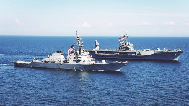 ABD Hürmüz planında NATO'dan destek bulamadı