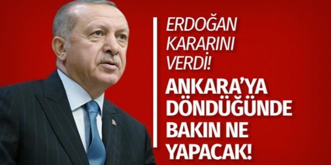Erdoğan kabine ve MYK'da kısmi değişiklik yapacak