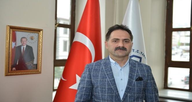 """Başkan Uçar: """"Kurtuluş meşalesi Erzurum'dan yakıldı"""""""
