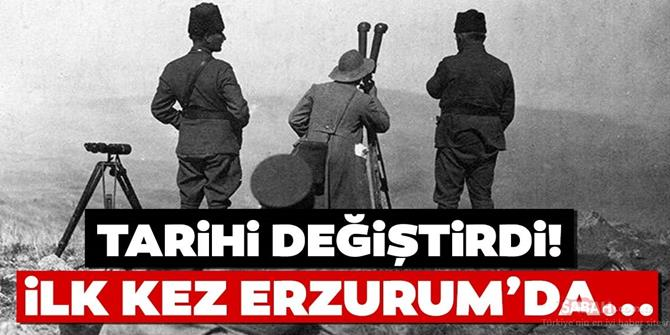 Erzurum Kongresi tarihi, kararları ve önemi