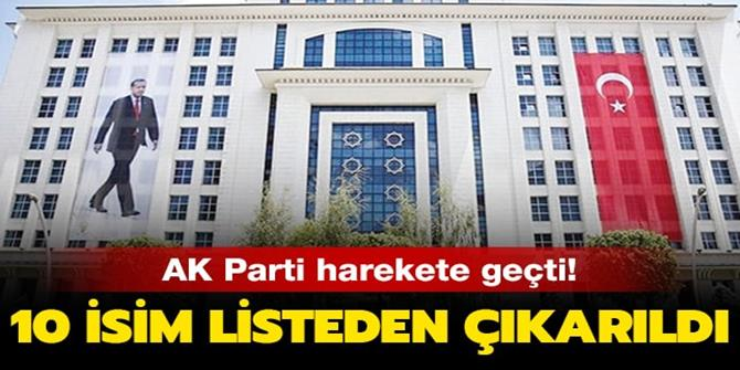 AK Parti'nin Kurucular Kurulu'na güncelleme