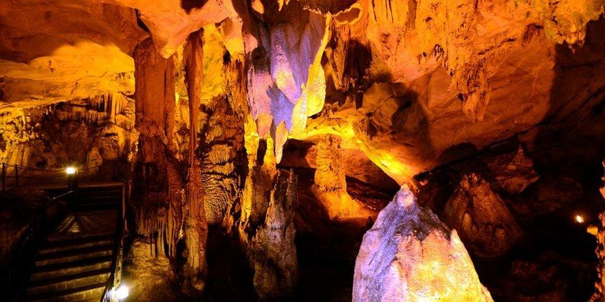 Erzurum'daki 'gizemli mağara' turizme kazandırılacak