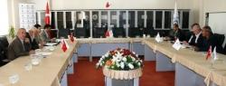 Başkanlar ETSO'da toplandı