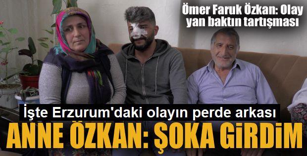 İşte Erzurum'daki olayın perde arkası