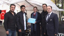THY'den Erzurum'da kan alıyor!