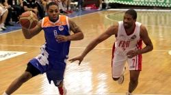 Erzurum'da basket şöleni sürüyor
