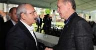 Erdoğan'a taziye ziyareti