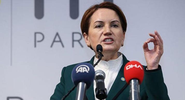 Meral Akşener'in A Takımı belli oldu