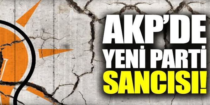AK Parti'de yeni parti sancısı!