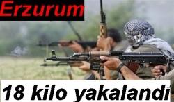 PKK'nın uyuşturucu ağına darbe