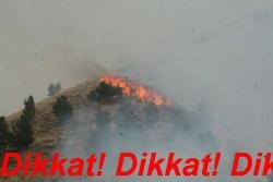 Erzurum'a ateş yakma yasağı