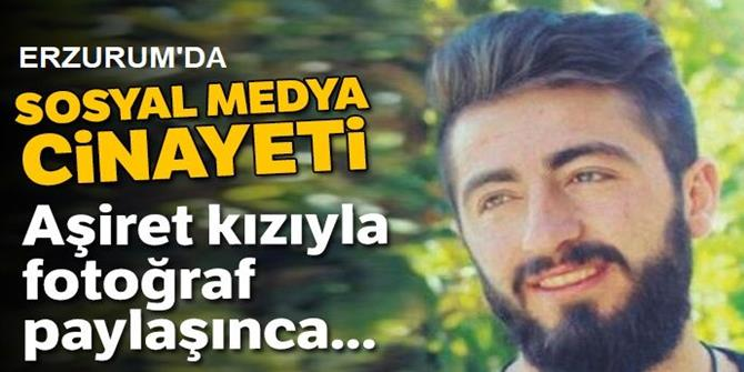 Erzurum'da korkunç cinayet!