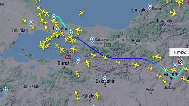 İstanbul Havalimanı uçuş güzergahlarını kısalttı