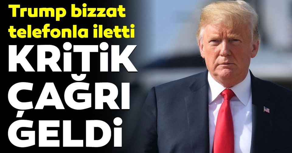 Trump'tan Cammu Keşmir için diyalog çağrısı