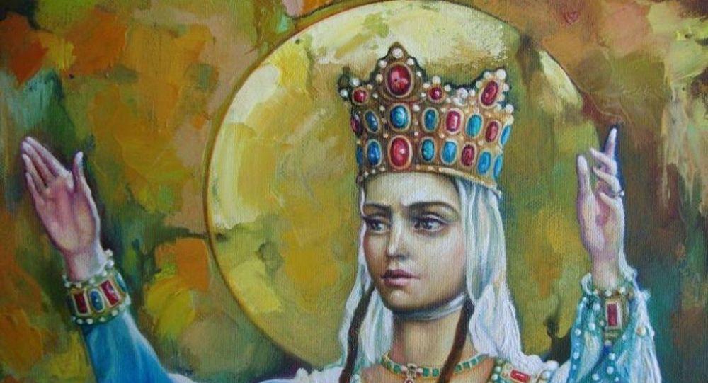 Uzmanlara göre Türkiye'de Kraliçe Tamara'nın torununun mezarı bulundu