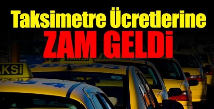 Erzurum'da Taksimetre ücretlerine zam geldi!