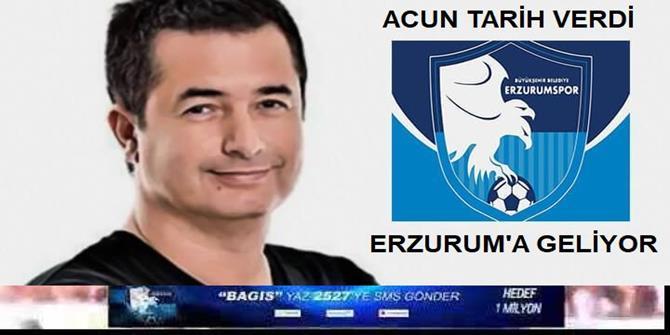 Erzurum'da Hedef 1 Milyon SMS!...
