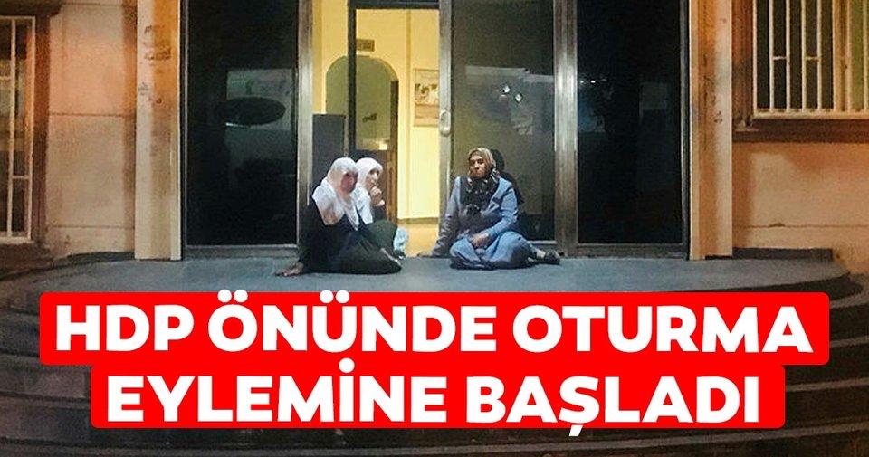'Oğlum HDP binasına girdi bir daha çıkmadı'