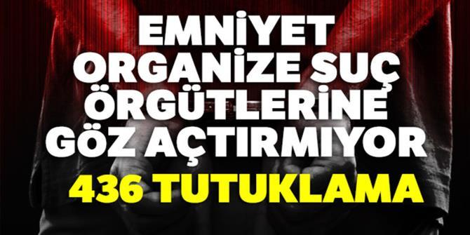 Bin 226 örgüt üyesi ve yöneticisi gözaltına alındı