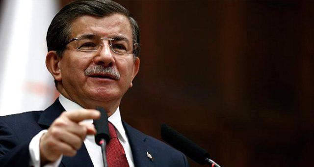Davutoğlu'nun hedefinde MHP, Binali Yıldırım ve HDP var
