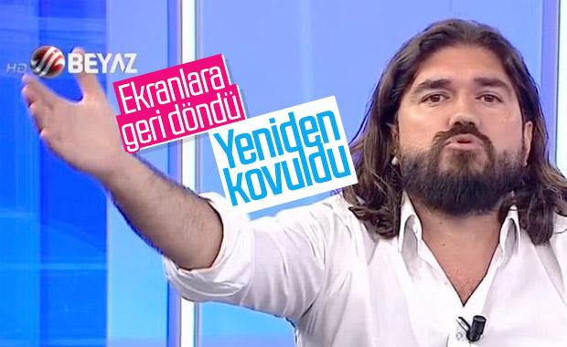 Beyaz TV, Rasim Ozan Kütahyalı ile yollarını ayırdı