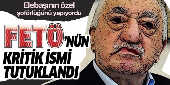 Gülen'in şoförü Mehmet Demircan tutuklandı.