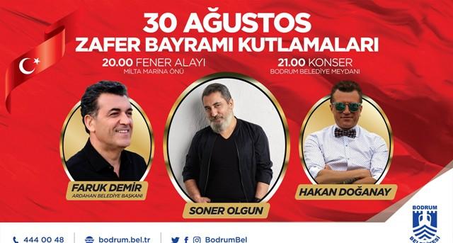 Ardahan Belediye Başkanı Bodrum'da sahne alacak