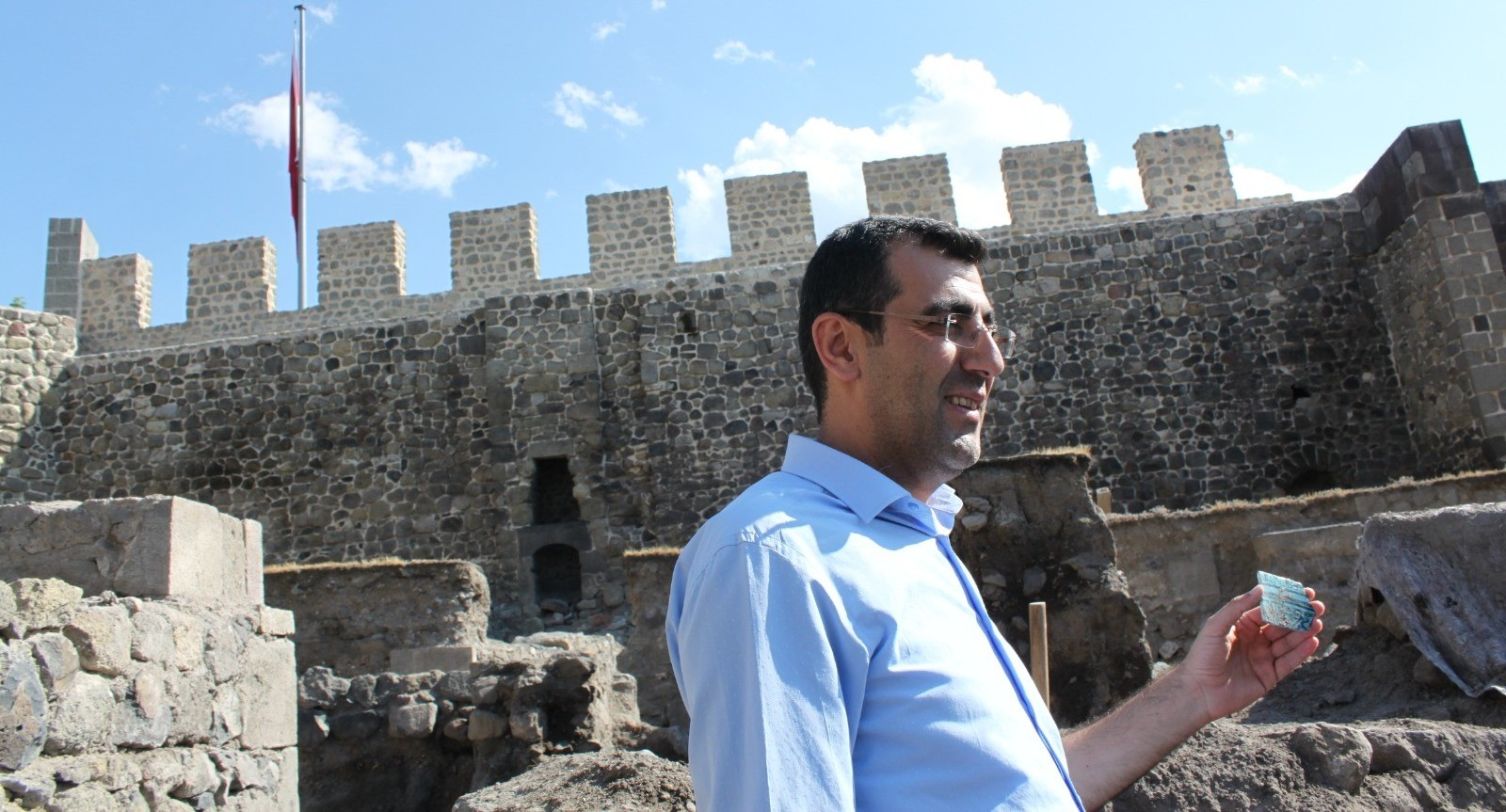 Erzurum Kalesi, 2020 yılında yeni vizyonuyla görücüye çıkacak