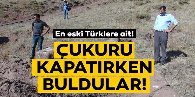 Erzurum'da tarih fışkırıyor