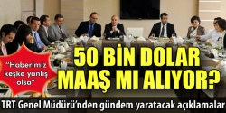 TRT'den Karayılan açıklaması
