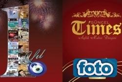 GüncelTimes 1. yılını kutladı