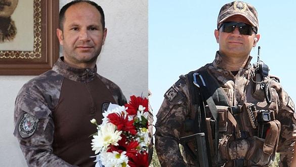 Mardin'de hain saldırı: Polis Özel Harekat Şube Müdürü şehit oldu