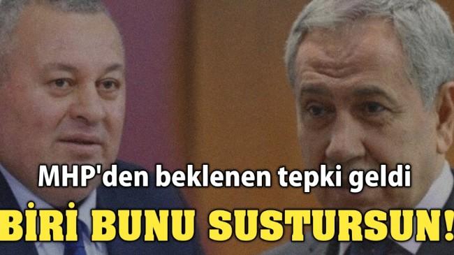 Arınç'tan Ahmet Türk yorumu: Terörle alakası yoktur, barış olsun isteyen biri