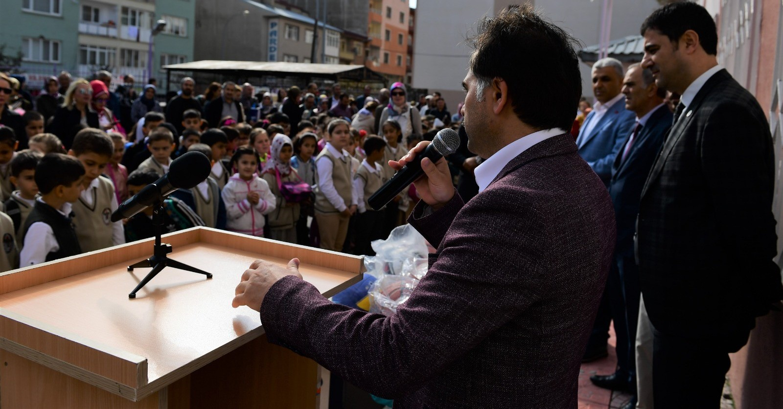 Başkan Uçar, başarılı öğrencileri kutladı