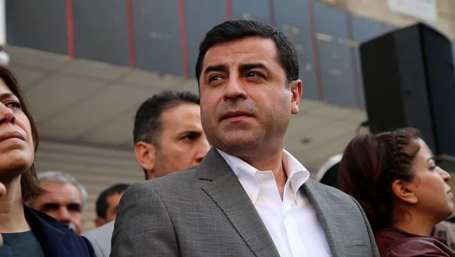 Selahattin Demirtaş'ın tahliye edilmesine ilişkin mahkeme kararına yapılan itiraz reddedildi