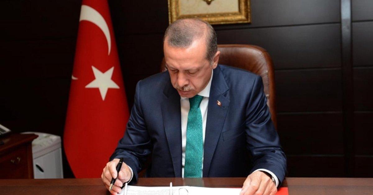 Erdoğan imzaladı 9 bölge kesin korunacak alan ilan edildi