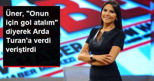 Show TV Sunucusu Ece Üner'den Arda Turan'ın paylaşımına çok sert tepki!
