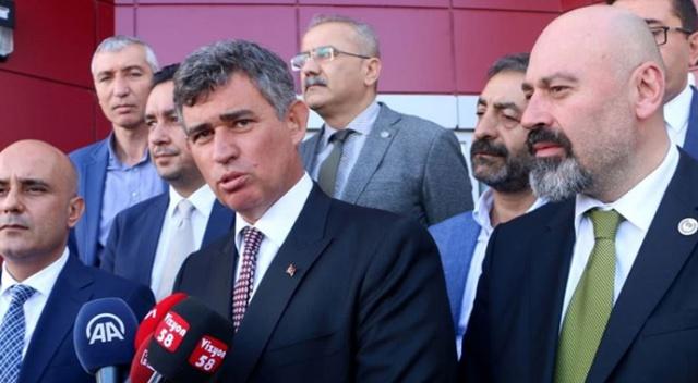 'PKK'ya DHKP-C'ye laf söyleyin dediğimizde tık yok'