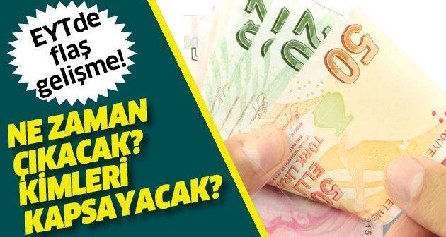 15 Eylül EYT flaş haber!.