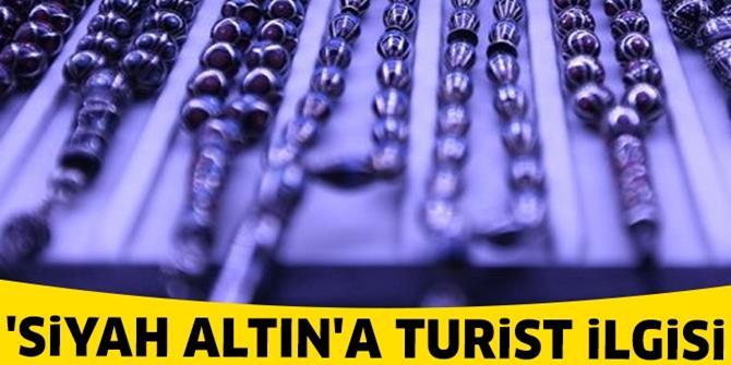 Erzurum'da 'siyah altın'a turistlerden büyük ilgi